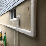 Multiple units with slim duct Fujitsu units installed by Robert Post HVAC in Brick, NJ