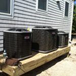 Residential Air Conditioning Installation by Robert Post HVAC in Mantoloking Shores, Brick, NJ